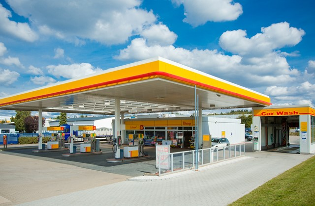 Petrol station Dörth