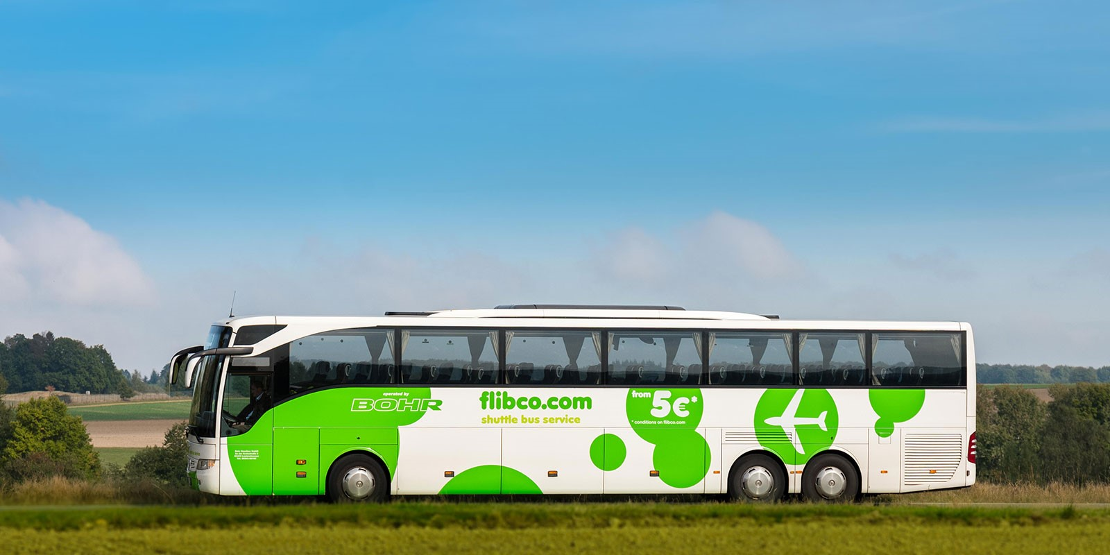 Bus Connections Bohr Reisen